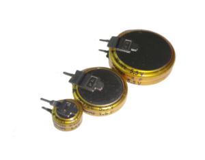 Gold capacitor 5.5v 4F