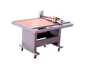 GD0906 shoes die cut flat bed pattern cutter plotter machine
