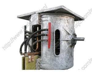 Aluminum Shell Induction Furnace