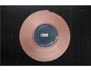 Copper Pancake Coil