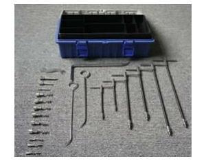 Flexible Packing Extractors(SUNWELL T900PTK)