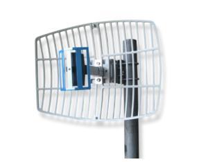 2.4G Grid Parabolic Antenna