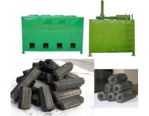 Carbonizing Stove