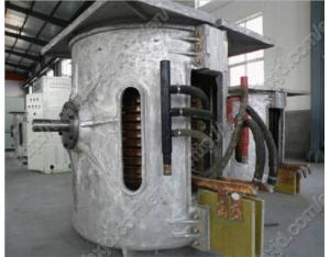 50 kgs induction furnace