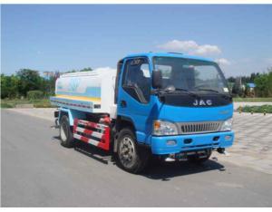 JAC 4*2 water spraying truck