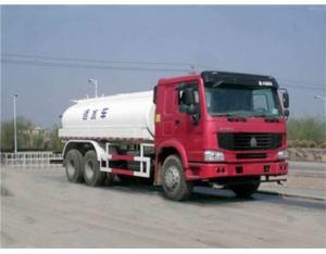 SINO TRUK watering truck