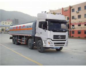 DFL fuel truck