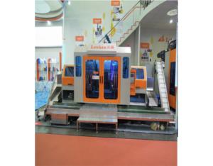 blow molding machine SCJ-85U+S2X8.5G