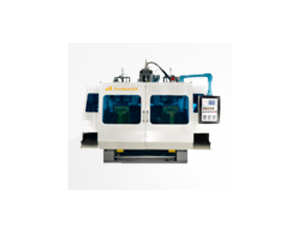 blow molding machine SCJ75U+S2X2.10F