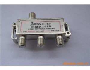 Cable two splitter