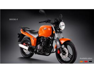 Motorcycles DD125G-3