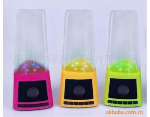 The TX-1101 Colorful fountain speaker