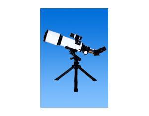 Telescope F400 70