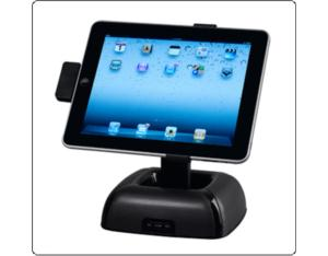 Audio System with iPod\iPhone and iPad Speaker