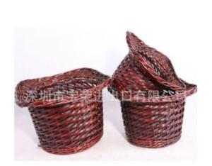 Kusanagi hand-woven fine pastoral Storage Basket