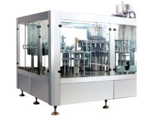 Non-carbonated beverage filling machine