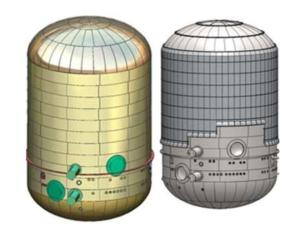 Nuclear equipment and materials