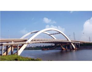 Mars North Road, Liuyang River Bridge
