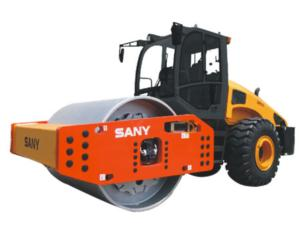 SSR series single drum wheel roller: SSR200