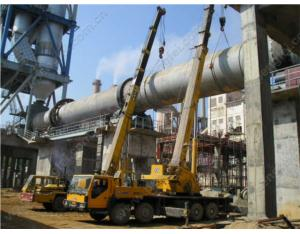 2500t new dry press compete set of cement machinery