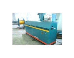 Single hopper forming unit