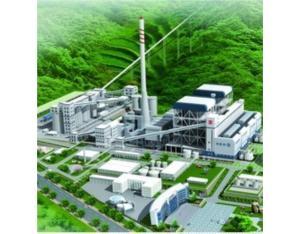 Muan power plant boiler island coal handling system