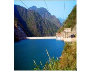 Cliff Yangshan Hydropower