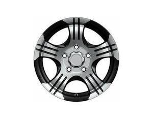Automobile wheel
