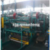 Composite board production line 8 type machine