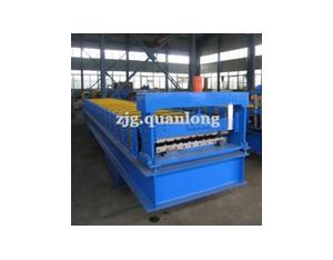 CX8 single tile molding machine