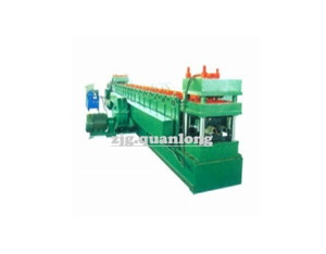Fence board molding machine 1