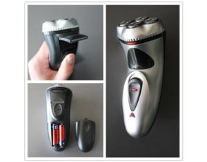 Battery Operated Shaver