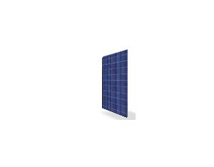 Polycrystalline solar energy components 36p