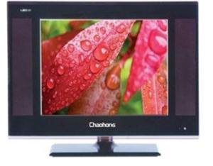 LCD1712 B2  TV(BLACK/GOLD)