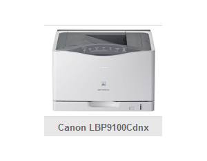 printer Canon LBP9100Cdnx