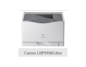 printer Canon LBP9100Cdnx