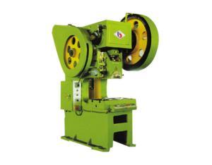 J21S Series deep-throat power press