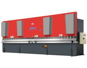 WG Series large-scale-4-Cylinder Hydraulic Plate Press Brake