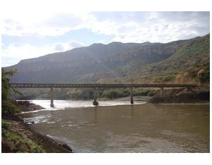 Nile River Bridge Project in Ethiopia