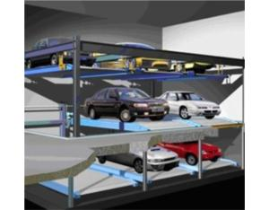 Three-tier lifting and transferring