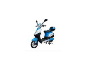blueElectric Bike
