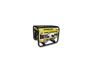 Air-Cooled/Portable Diesel Generator Set