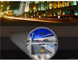 The Bund channel (tunnel) project
