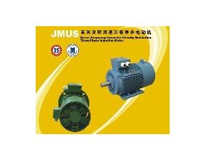 JMUS SERIES THREE-PHASE INDUCTION MOTOR