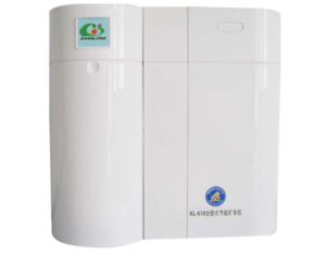 KL618 type water purifying mineral spring machine