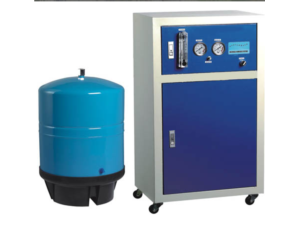 Luxury RO purified water mineral spring machine