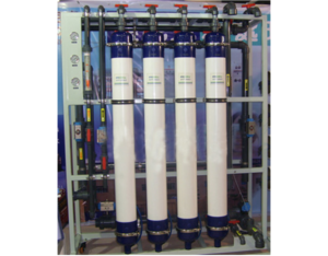 Mountain spring water equipment, ultrafiltration