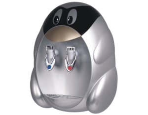 Penguin type drinking water machine