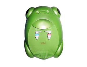 The frog type drinking water machine