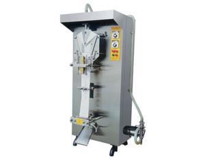 XY type full automatic liquid packing machine